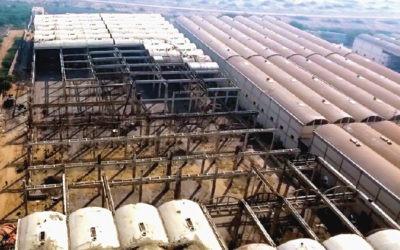 Lucky Aluminum: A Construction Project of Ittefaq Group