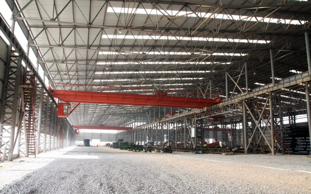 Significant Reasons to Select a Steel Warehouse Building