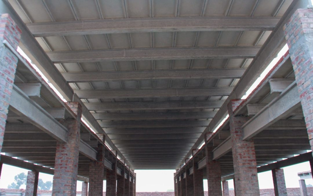 Tyar Chatain: Significance of Precast Concrete Roofs