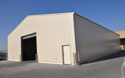 Strong Manufacturing of Steel Building Warehouse brings the best ROI
